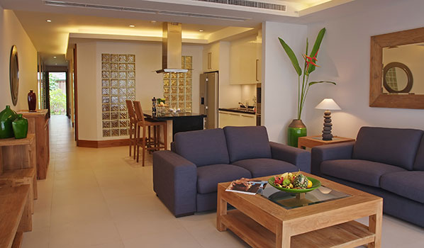 2 Bedroom Apartment Properties for Sale in Thailand