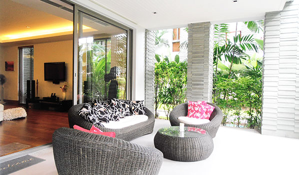 3 Bedroom Luxury Apartments for Sale in The Pearl of Naithon