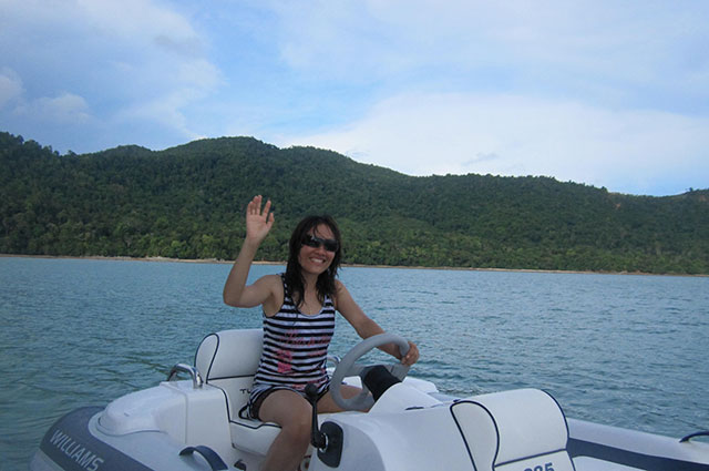 Activities in Naithon and About Phuket