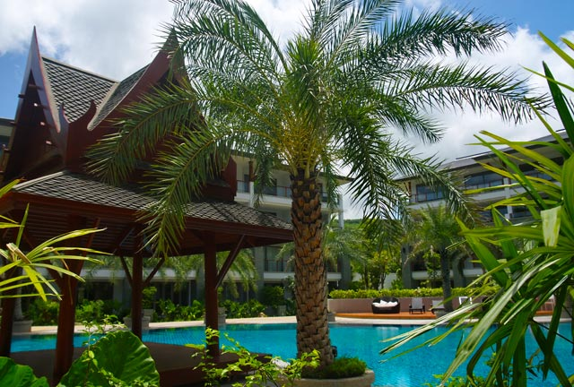 Exterior of Phuket Apartments for Rent