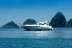 Yacht Charters at The Pearl of Naithon